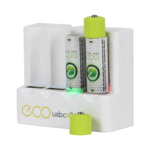 ECO USBCell Charger - Click Image to Close