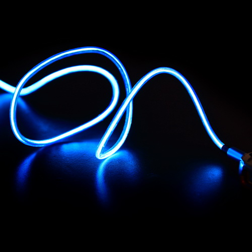 Electroluminescent Cable - Click Image to Close